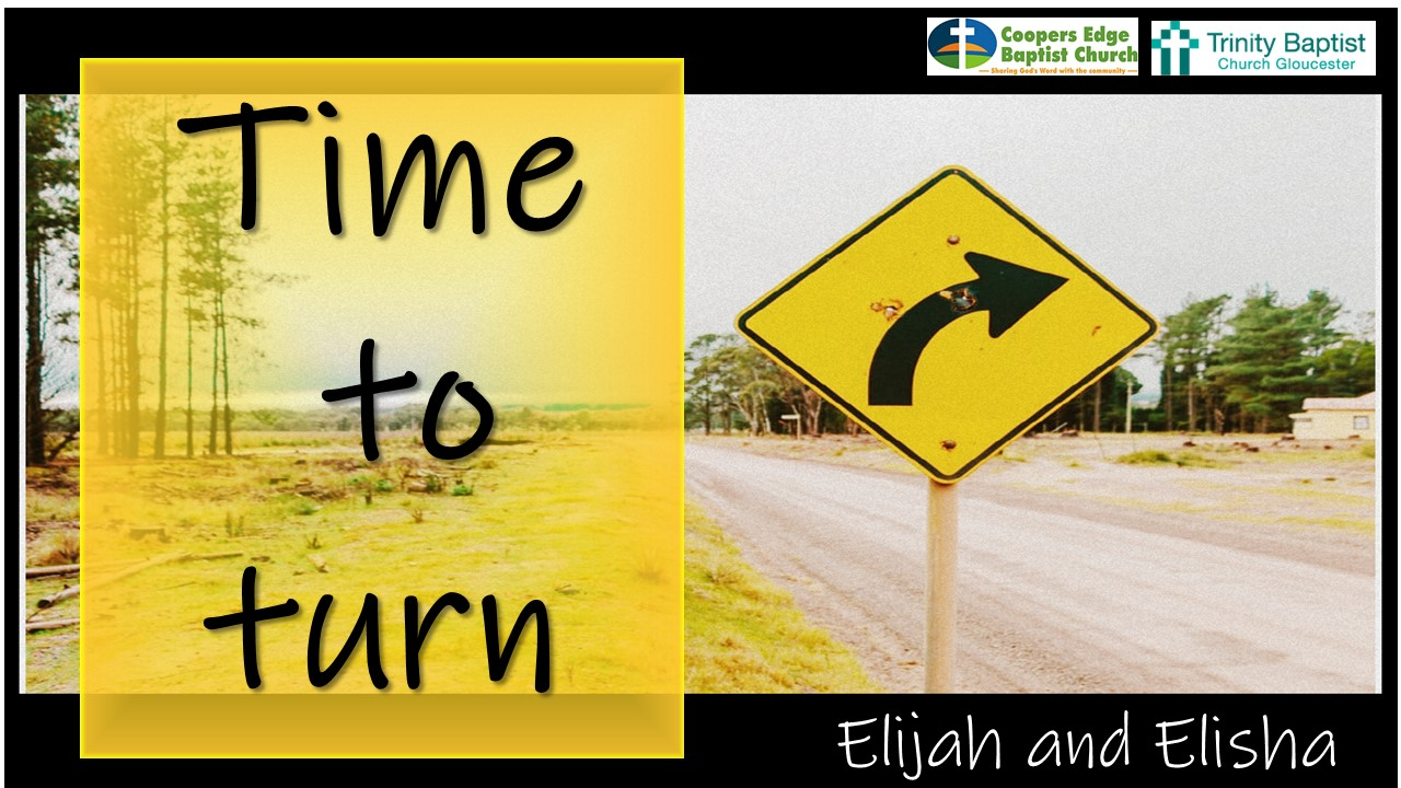 Time To Turn – 4 Helps from 1 Kings Ch 21